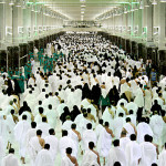 Hajis at Al Haram - 11-Nov-10