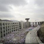 Jamarat Bridge - Hajj 1430