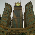 Makkah Clock Tower - 04-nov-10