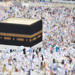 The Hajj kicks into full gear