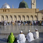 The Holy Prophet's Mosque in Madinah 10