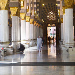 The Holy Prophet's Mosque in Madinah 3