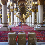 The Holy Prophet's Mosque in Madinah 5