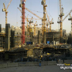 Various project work going on in Makkah