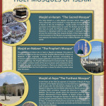 The Three Most Holy Sites in Islam