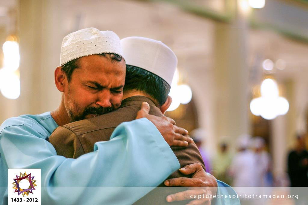 Pray to Allah subhanahu ta'ala for forgiveness of your brother. Photo Courtesy : Salahuddin Muhammad Iqbal