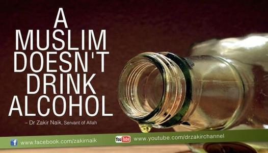Alcohol is Haraam