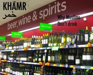 Muslims dont drink