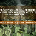 Picture Perfect : Death is certain, Age is not
