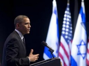 """Every word (Obama) uttered in Israel gave testimony to his deeply-rooted Zionist convictions."""