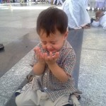 Picture Perfect : A righteous child prays…