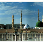 Picture Perfect : Masjid Al Nabawi