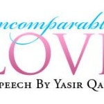Friday Khutbah (Sermons) : Uncomparable Love