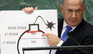 No war? After Netanyahu had promised one? After Obama has followed suit?