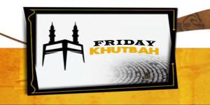 Friday-Khutbah-1