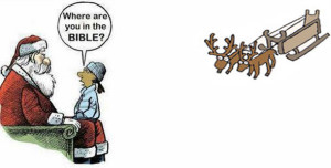 Lies of Santa Claus
