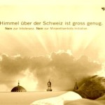 The Swiss who wanted Minarets Banned embraced Islam