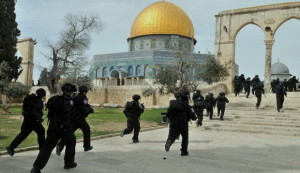 While the danger of Al-Aqsa Mosque collapsing is very real, it is a representation of the mentality that rules Israel.