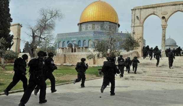 Israel Mosque Aqsa Al-aqsa vs Israel The Lurking
