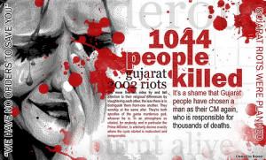Gujarat Riot Mastermind Narendra Modi