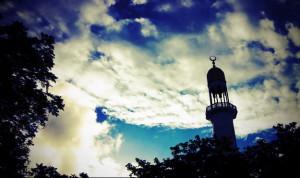 Minar-sky