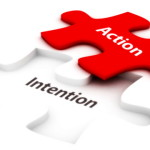 Verily actions are by Intention