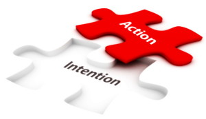 intention-action