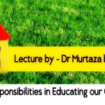Urdu Dars: Our Responsibilities in Educating our Children