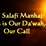 What is Salafi Manhaj?
