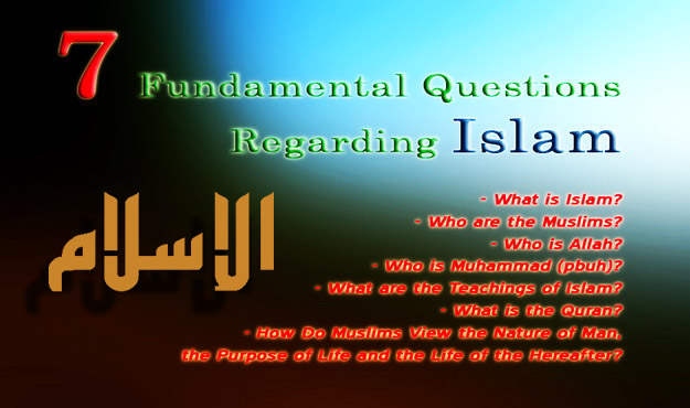 questions regarding Islam