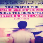 The Rivalry in Increase of Worldly Things Diverts You